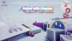 Colour with crayons -  chapter 2