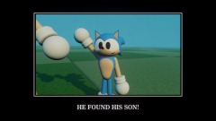 Sonic found his son!