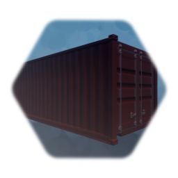 Shipping Container - Plain