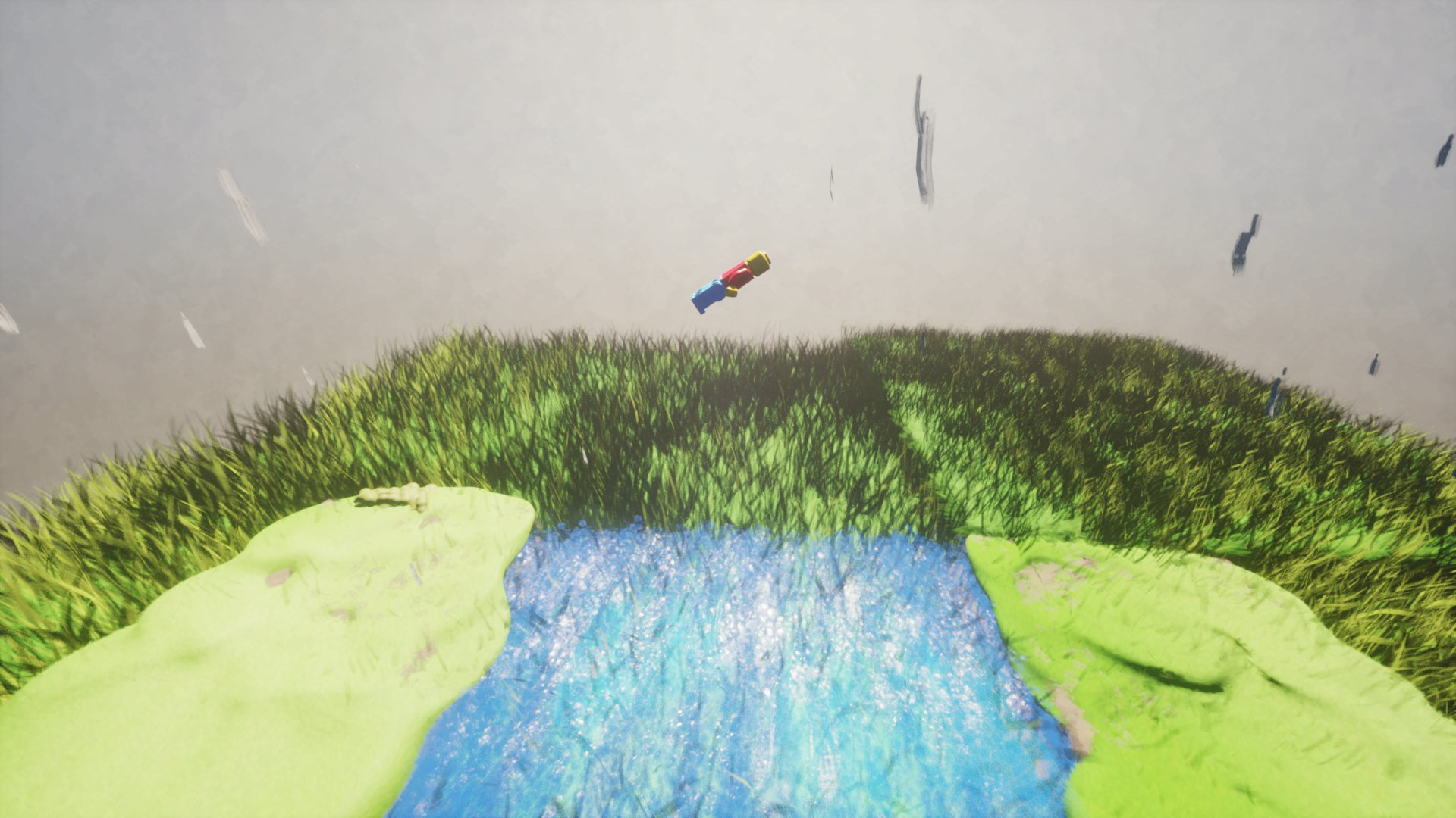 A screenshot taken in Dreams. 2 of 3.