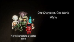 One Character One World Challenge #1c1w