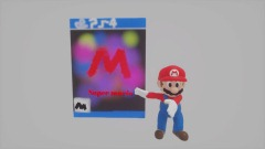 Its a me Super Mario on THE Ps4