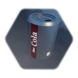 Diet Cola Can