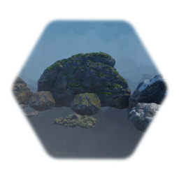 Detailed Realistic Rock Asset Pack 1