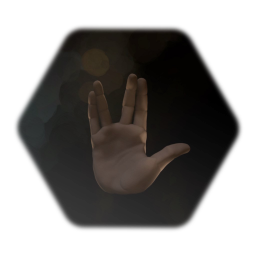 Posable Hand