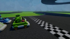 Illy sonic racing demo