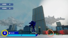 Sonic City Template with Assets (Remixable) old version