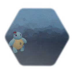 Catchable Squirtle