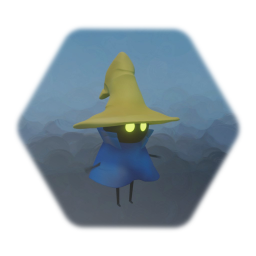 Vivi - Black Mage (Final Fantasy & Kingdom Hearts)