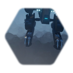 METAL GEAR REX RIGGED