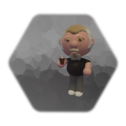 2020's Twitcher (non) dancing puppet