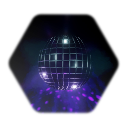 Mirror Disco Ball -New and Improved