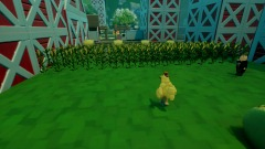 Why did the chicken cross the road? To stay alive