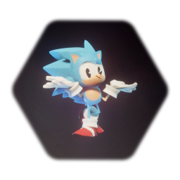 Sonic Puppet [Bare]