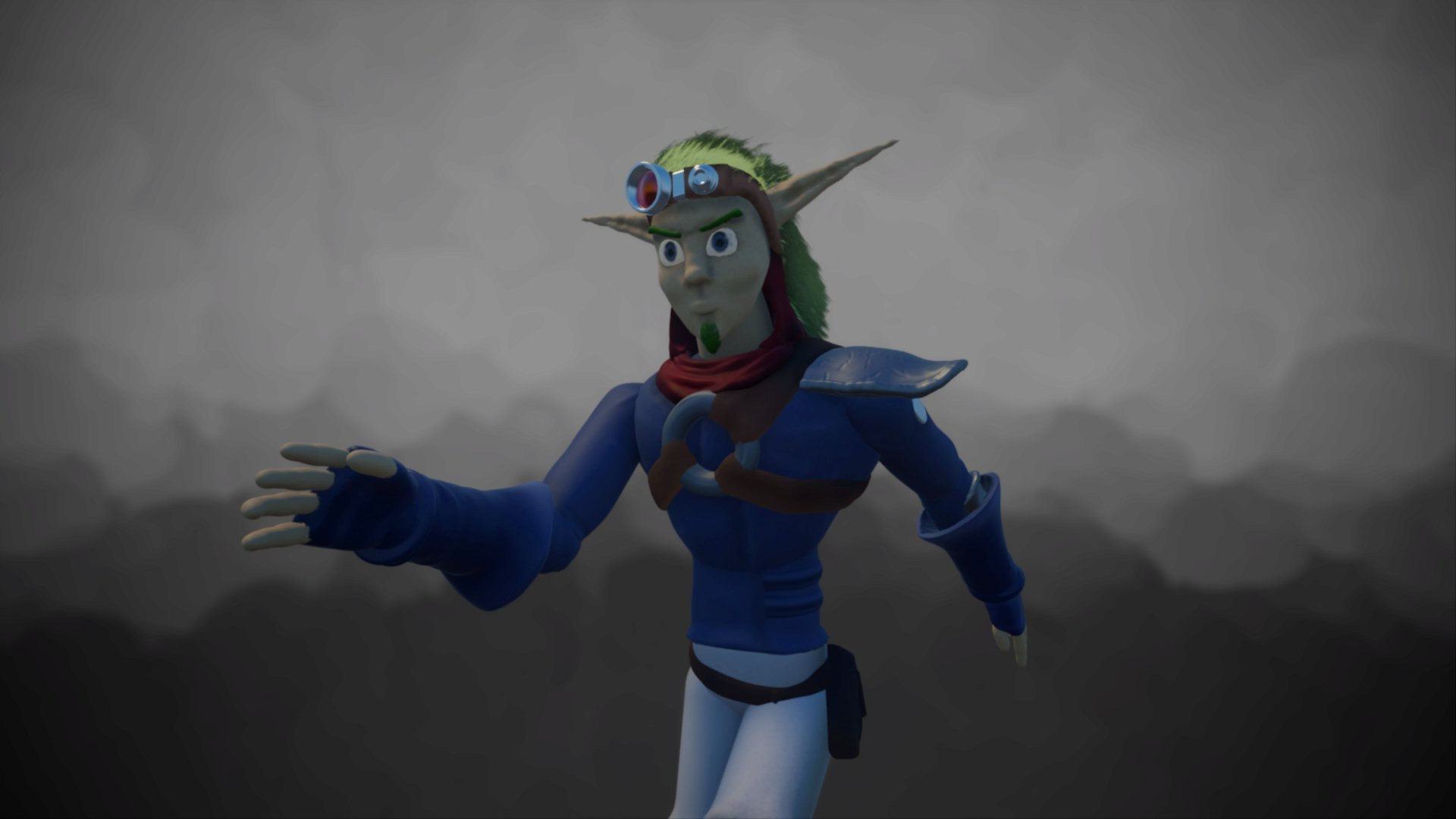 Jak And Daxter Assets Levels Indreams Me