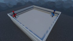 Fisticons Robot Fighting (WIP - With AI or 2 Players)