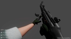MP5 Reload Animation Test