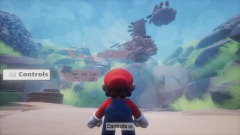 Mario's SkyHigh Adventure!