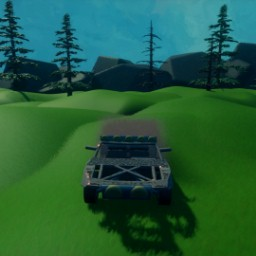 Offroad Vehicle Template