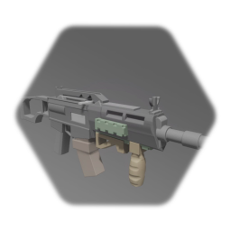 """sectorproject - """"G36C Special Carbine"""""""