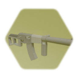 "sectorproject - ""VSS Vintorez Assault Carbine"""