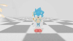 SONIC CLASSIC WORLD TEST AREA: Sonic and Tails