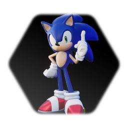 Modern Sonic The Hedgehog (V2 OUT NOW)