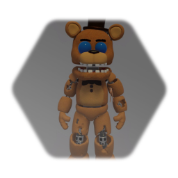 withered freddy funko pop