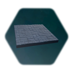Dark Stone Floor Tile
