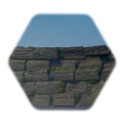 Old stone wall (low thermo)