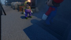 Wario Commits Hostage