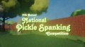 Pickle Spanking Competition