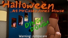 Halloween at MrCaseyJones' House (This has a jumpscare in it)
