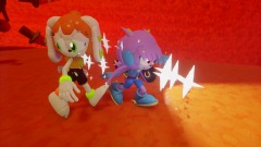 AY   RUN!! With main Freedom Planet characters (ask to join)