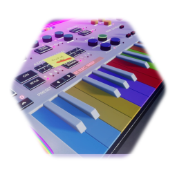 Dreamwave - Playable Synth (Rainbow Edition)