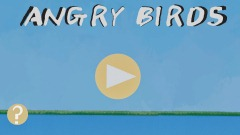 Angry birds test showcase