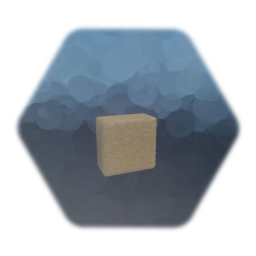 Sandstone Thick Wall - 2x2x1