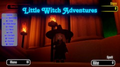 Little Witch Adventures (WIP) (Saving System) V3.00