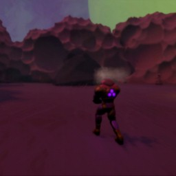 Metroid Red Planet