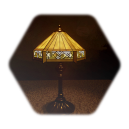 Tiffany Lamp #1