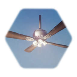 Ceiling Fan - Animated