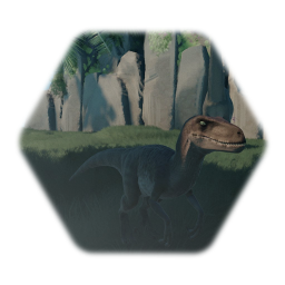 Jurassic Park Template (Remixable)
