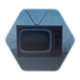 Bunny ears television