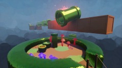Pipe World Action Game