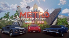 Metro Street Racer - 🇺🇸 United Tour 🇺🇸 (Demo)