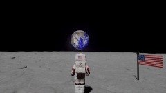 Moon Landing: Neil Armstrong 1969