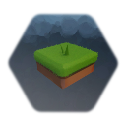 Grass Stone x Single 1/2 Step - Toon