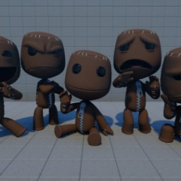 Sackboy (REMIXABLE)