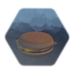 Cheese Burger - Low Thermo