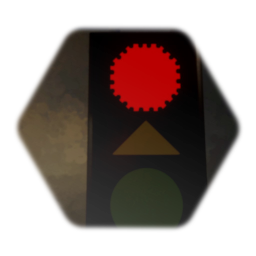 U.S. Traffic Light Concept (With Animation)
